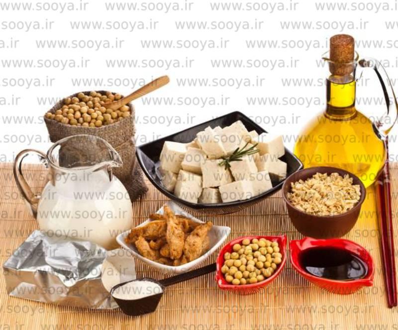 فروش محصولات سویا
