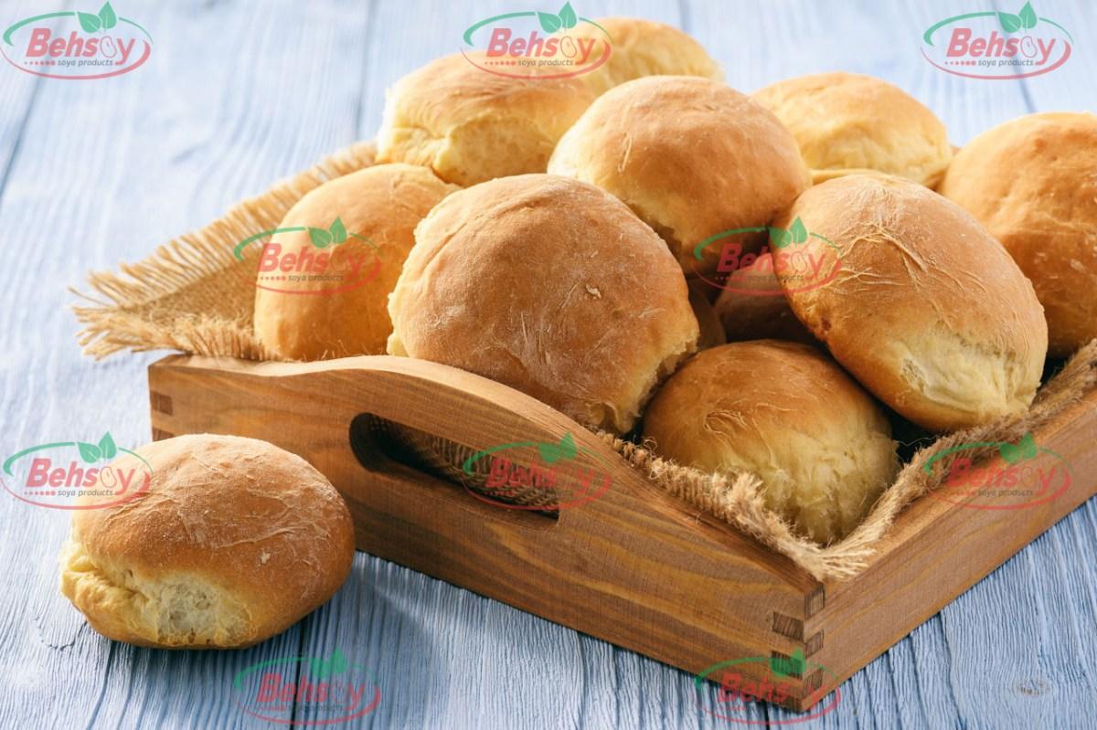 تاثیر استفاده آرد سویا در پخت نان