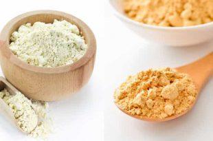 تولید آرد سویا
