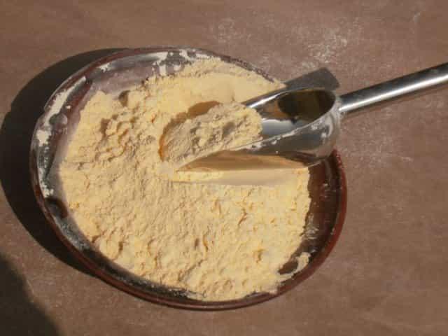 عرضه عمده انواع آرد سویا