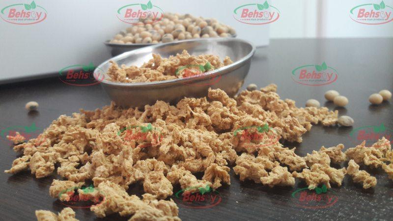 کارخانه تولید سویا فله در ایران